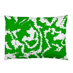 Migraine Green Pillow Cases (Two Sides)
