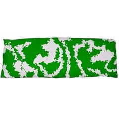 Migraine Green Body Pillow Cases (Dakimakura)