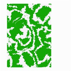 Migraine Green Small Garden Flag (Two Sides)