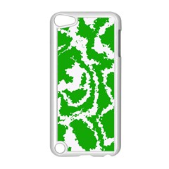Migraine Green Apple iPod Touch 5 Case (White)