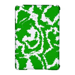 Migraine Green Apple iPad Mini Hardshell Case (Compatible with Smart Cover)