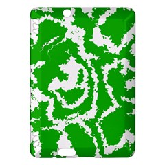 Migraine Green Kindle Fire HDX Hardshell Case