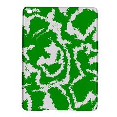 Migraine Green Ipad Air 2 Hardshell Cases
