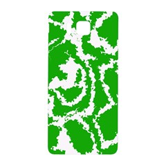 Migraine Green Samsung Galaxy Alpha Hardshell Back Case
