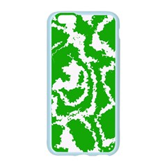 Migraine Green Apple Seamless iPhone 6 Case (Color)