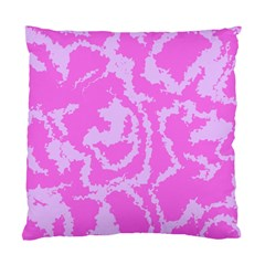 Migraine Pink Standard Cushion Cases (Two Sides)