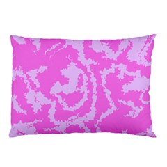 Migraine Pink Pillow Cases (two Sides)