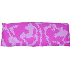 Migraine Pink Body Pillow Cases (Dakimakura)