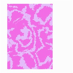 Migraine Pink Small Garden Flag (Two Sides)