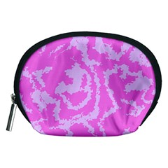 Migraine Pink Accessory Pouches (Medium)