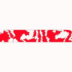 Migraine Red White Small Bar Mats