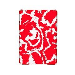 Migraine Red White iPad Mini 2 Hardshell Cases