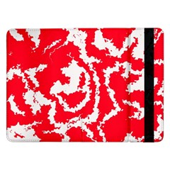 Migraine Red White Samsung Galaxy Tab Pro 12.2  Flip Case