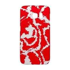 Migraine Red White Galaxy S6 Edge
