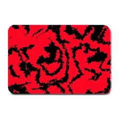 Migraine Red Plate Mats