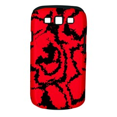 Migraine Red Samsung Galaxy S III Classic Hardshell Case (PC+Silicone)