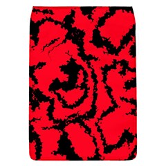 Migraine Red Flap Covers (L)
