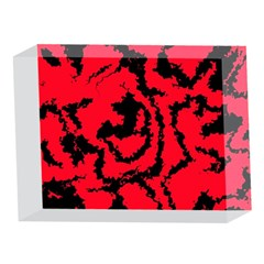 Migraine Red 5 x 7  Acrylic Photo Blocks