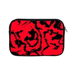 Migraine Red Apple iPad Mini Zipper Cases