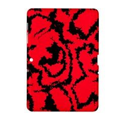 Migraine Red Samsung Galaxy Tab 2 (10.1 ) P5100 Hardshell Case