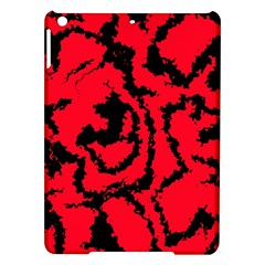 Migraine Red Ipad Air Hardshell Cases