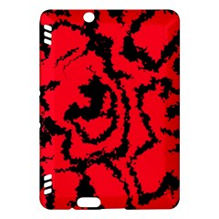 Migraine Red Kindle Fire HDX Hardshell Case