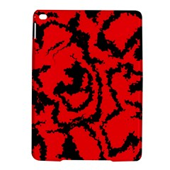 Migraine Red iPad Air 2 Hardshell Cases