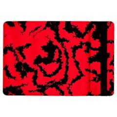 Migraine Red iPad Air 2 Flip