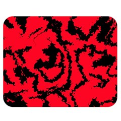 Migraine Red Double Sided Flano Blanket (Medium)