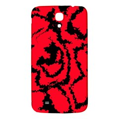 Migraine Red Samsung Galaxy Mega I9200 Hardshell Back Case