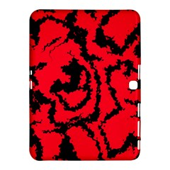 Migraine Red Samsung Galaxy Tab 4 (10 1 ) Hardshell Case