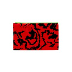 Migraine Red Cosmetic Bag (xs)