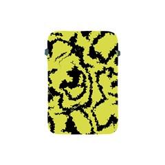Migraine Yellow Apple iPad Mini Protective Soft Cases