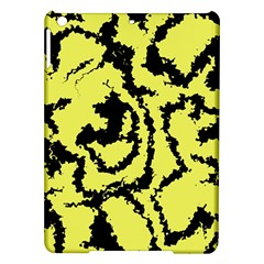 Migraine Yellow iPad Air Hardshell Cases