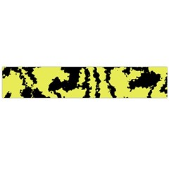 Migraine Yellow Flano Scarf (Large)