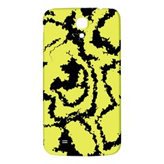 Migraine Yellow Samsung Galaxy Mega I9200 Hardshell Back Case