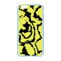 Migraine Yellow Apple Seamless iPhone 6 Case (Color)