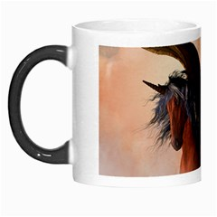 The Dark Unicorn Morph Mugs