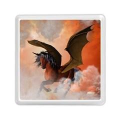 The Dark Unicorn Memory Card Reader (Square)