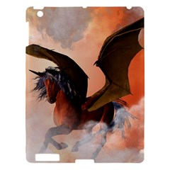 The Dark Unicorn Apple iPad 3/4 Hardshell Case