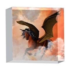 The Dark Unicorn 5  x 5  Acrylic Photo Blocks