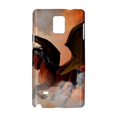 The Dark Unicorn Samsung Galaxy Note 4 Hardshell Case