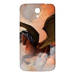 The Dark Unicorn Samsung Galaxy Mega I9200 Hardshell Back Case