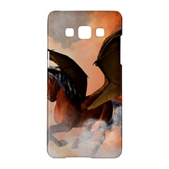 The Dark Unicorn Samsung Galaxy A5 Hardshell Case