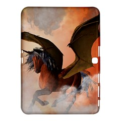 The Dark Unicorn Samsung Galaxy Tab 4 (10.1 ) Hardshell Case