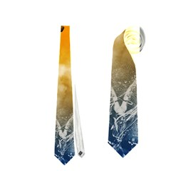 Wonderful Horses Neckties (two Side)