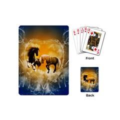 Wonderful Horses Playing Cards (Mini)