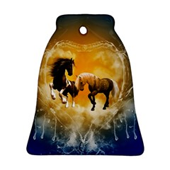 Wonderful Horses Bell Ornament (2 Sides)
