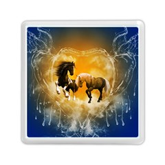 Wonderful Horses Memory Card Reader (Square)