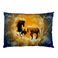 Wonderful Horses Pillow Cases (two Sides)